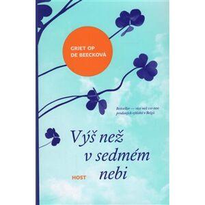 Výš než v sedmém nebi - Griet Op de Beecková