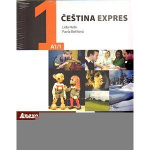 Čeština expres 1 (A1/1) - španělsky + CD - Lída Holá, Pavla Bořilová