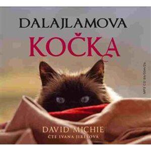 Dalajlamova kočka, CD - David Michie