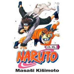 Naruto 23: Potíže - Masaši Kišimoto