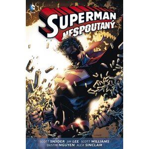 Superman: Nespoutaný 2 - Jim Lee, Scott Snyder
