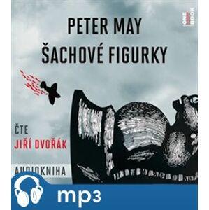 Šachové figurky, mp3 - Peter May