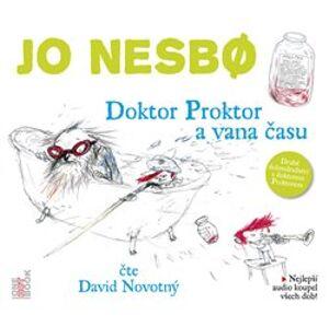 Doktor Proktor a vana času, CD - Jo Nesbo