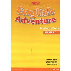 New English Adventure Starter B Teacher's Book - Regina Raczyńska, Mariola Bogucka, Susannah Reed, Jennifer Heath