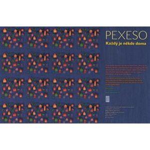 Pexeso - Každý je někde doma