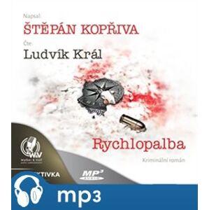 Rychlopalba, mp3 - Štěpán Kopřiva