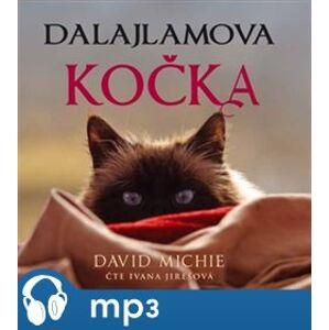 Dalajlamova kočka, mp3 - David Michie