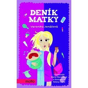 Deník matky - Veronika Jonášová