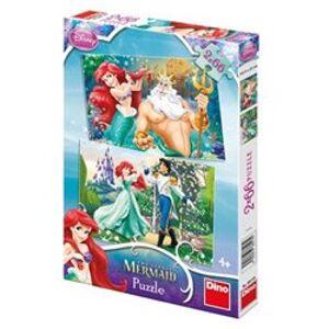 Puzzle Ariel 132 dílků