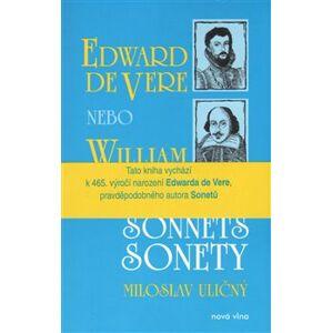 Sonnets / Sonety - Edward de Vere, William Shakespeare