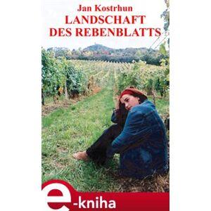 Landschaft des Rebenblatts - Jan Kostrhun e-kniha