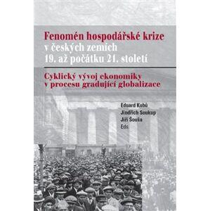 Fenomén hospodářské krize v českých zemích 19. až počátku 21. století. Cyklický vývoj ekonomiky v procesu gradující globalizace