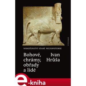 Bohové, chrámy, obřady a lidé. Náboženství staré Mezopotámie - Ivan Hrůša e-kniha
