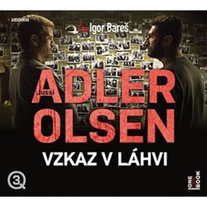 Vzkaz v láhvi, CD - Jussi Adler-Olsen