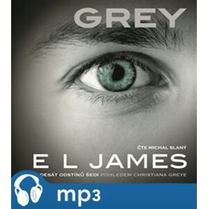 Grey, mp3 - E. L. James