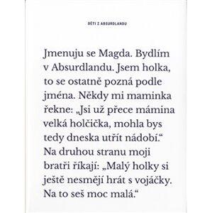 Děti z Absurdlandu - Magdalena N. Kwiatkowska