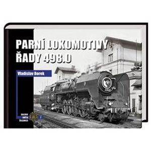 Parní lokomotivy řady 498.0 - Vladislav Borek