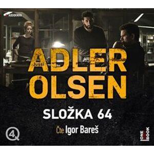 Složka 64, CD - Jussi Adler-Olsen