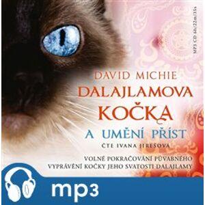 Dalajlamova kočka a umění příst, mp3 - David Michie