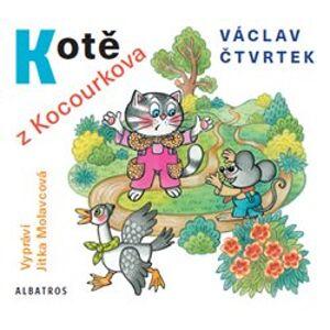 Kotě z Kocourkova, CD - Václav Čtvrtek