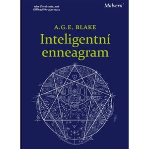 Inteligentní enneagram - Anthony George Edwar Blake