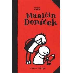 Maaičin Deníček - Maaike Hartjes