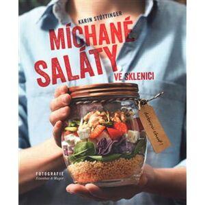Míchané saláty ve sklenici - Karin Stöttinger