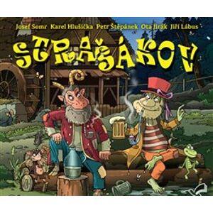 Strašákov, CD - Radek Adamec