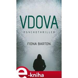 Vdova - Fiona Barton e-kniha