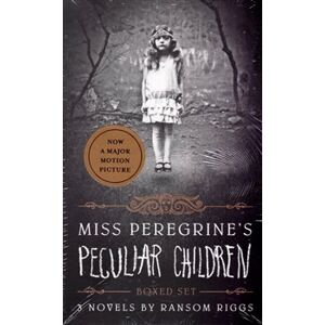 Miss Peregrine boxed set - Ransom Riggs