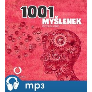 1001 myšlenek: Psychologie, mp3 - Robert Arp