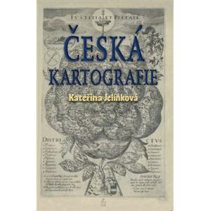 Česká kartografie - Kateřina Jelínková