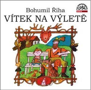Vítek na výletě, CD - Bohumil Říha