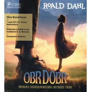 Obr Dobr, CD - Roald Dahl