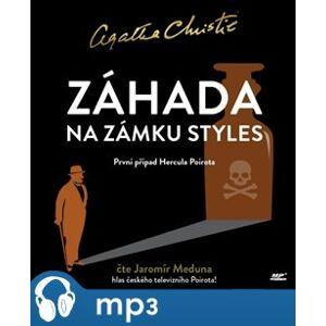 Záhada na zámku Styles, mp3 - Agatha Christie