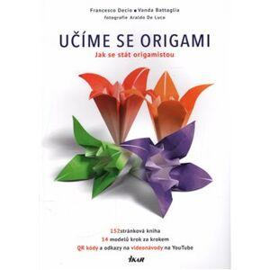Učíme se origami. Jak se stát origamistou - Francesco Decio, Vanda Battaglia