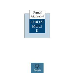 O Boží moci II - Tomáš Akvinský