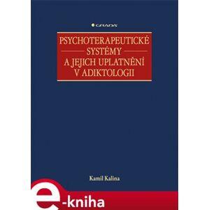 Psychoterapeutické systémy a jejich uplatnění v adiktologii - Kamil Kalina e-kniha