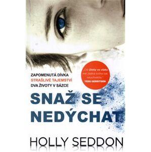 Snaž se nedýchat - Holly Seddon