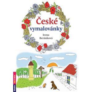 České vymalovánky - Irena Beránková