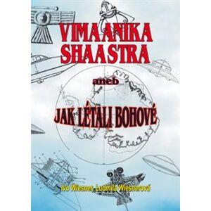 Vimaanika Shaastra aneb Jak létali bohové - Ivo Wiesner