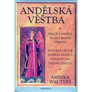 Andělská věštba - karty - Ambika Wautersová