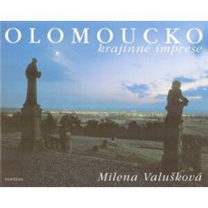Olomoucko - krajinné imprese