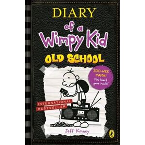 Diary of a Wimpy Kid 10. Old School (Book 10) - Jeff Kinney