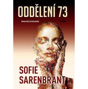 Oddělení 73 - Sofie Sarenbrandt
