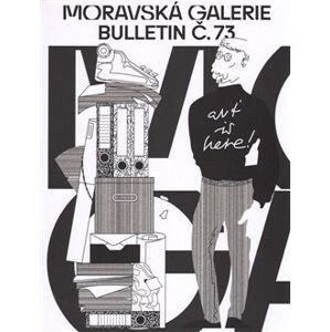 Bulletin Moravská galerie v Brně č.73. Archiv