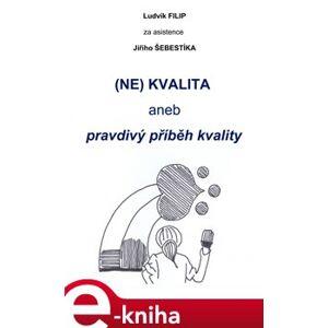 (NE)KVALITA aneb pravdivý příběh kvality - Jiří Šebestík, Ludvík Filip e-kniha