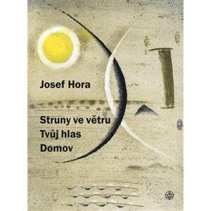 Struny ve větru, Tvůj hlas, Domov - Josef Hora