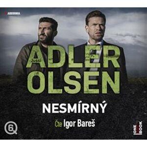 Nesmírný, CD - Jussi Adler-Olsen