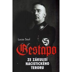 Gestapo - Ze zákulisí nacistického teroru - Lucas Saul